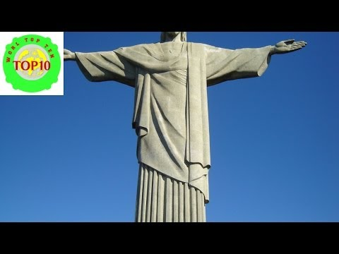 10 Most Famous Jesus Statues In The World