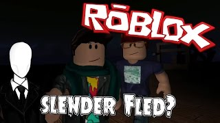 ROBLOX - Slender Fled the Scene?!!! [Xbox One Edition]