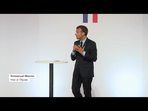 """Banlieues : Borloo """"satisfait"""" des annonces faites par Macron, selon Julien Denormandie"""