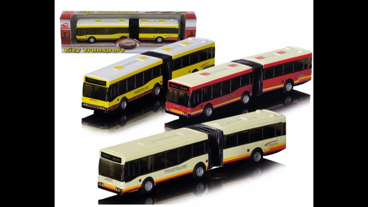 игрушка автобус ЛИАЗ зеленый со звуками - YouTube
