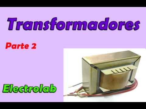 Transformadores - Cálculo de um transformador real -  Parte 2