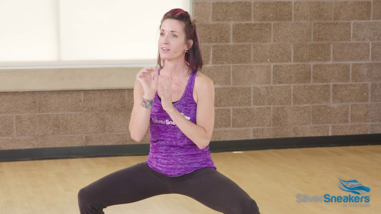 Yoga For Beginners Horse Pose Youtube
