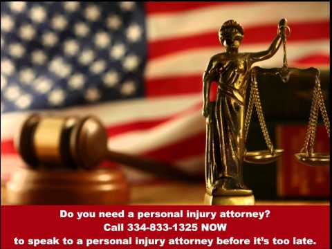 Personal Injury Attorney | Auburn AL | 334-833-1325 | Opelika AL | Car Accident