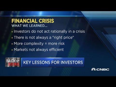 Here's Bob Pisani's key takeaways from the financial crisis