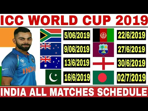 Fifa world cup  match list indian time table