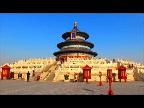 Pékin Temple du Ciel - Beijing Temple of Heaven