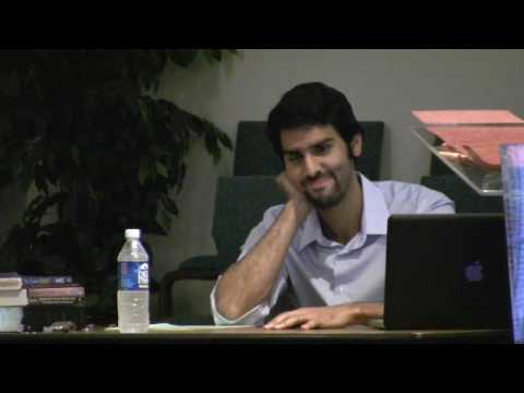 Who Was Jesus - Qureshi vs. Qureshi - 01 - Nabeel's Opening Statement
