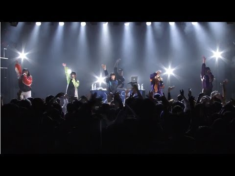 lyrical school 「brand new day」live at LIQUIDROOM