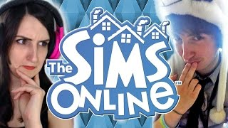THE SIMS ONLINE MULTIPLAYER | Oli's Hot Kiss(Oli & I found a way to play The Sims as an ONLINE MULTIPLAYER with FreeSO!! FreeSO is a reimplementation of The Sims Online's game engine, using C# ..., 2017-03-06T20:00:03.000Z)