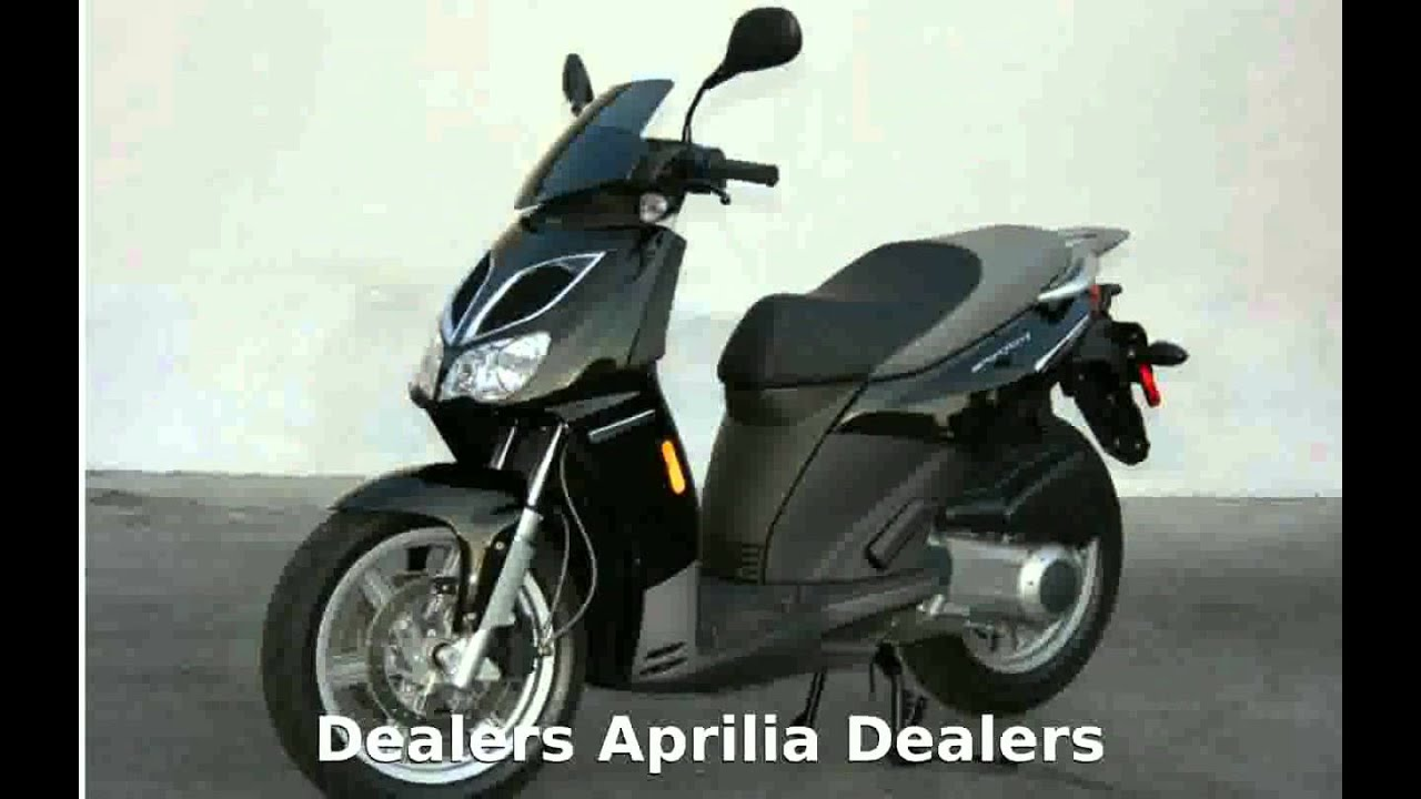 2009 aprilia sportcity 125 details top speed youtube. Black Bedroom Furniture Sets. Home Design Ideas