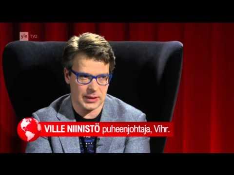 Ville Niinistö - Marjan vallassa