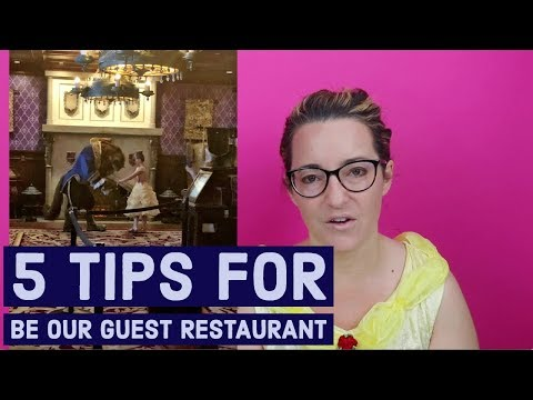hqdefault - Fixed price dinner now at Be Our Guest! Here's tips for dining there.