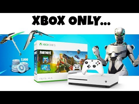 How To Get The Exclusive Xbox Eon Skin In Fortnite Chaos