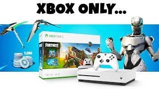 """How to Get the Exclusive """"XBOX EON"""" skin in Fortnite...   Chaos"""