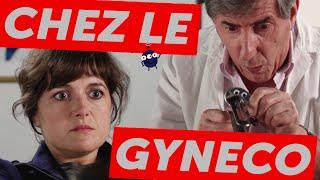 Céline Groussard chez le Gynéco – feat Bernard Menez