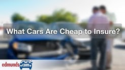 What Cars Are Cheap to Insure? | Car Insurance