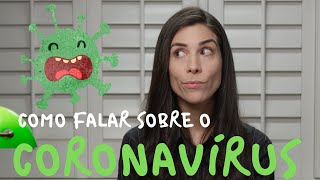 How to talk about coronavirus in Portuguese   Vocabulary Lesson