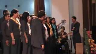 concierto coral del cufm director reynaldo mrquez