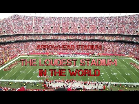 The Loudest Stadium In The World