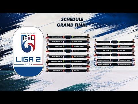 Indonesian Football e-League Grand Final Day 1 | KS Tiga Naga vs RANS Cilegon