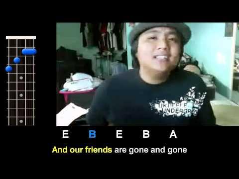 Third Eye Blind - Never Let You Go (Ukulele Play-Along!)