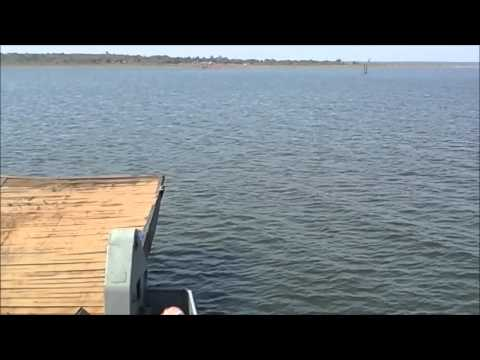 Volta lake journey to Kete krachi