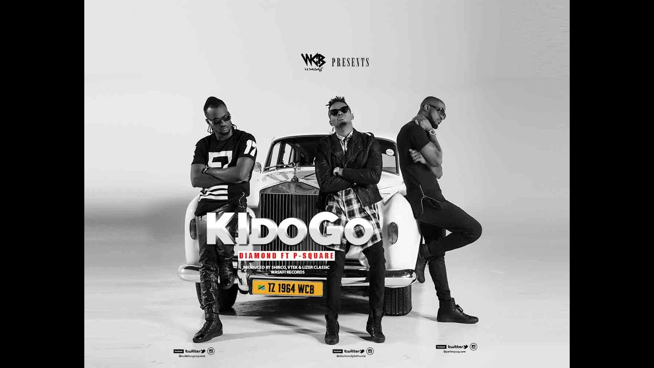 Diamond Platnumz ft. P-Square - Kidogo