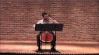 Britten Cello Suite No  1 Op  72