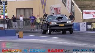 9 SEC V8 XE FALCON