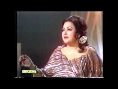 Saiyo Ni Mera Mahi remix with original vocals by Noor Jehan