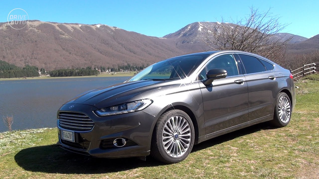 ford mondeo 2 0 tdci powershift titanium prova su strada. Black Bedroom Furniture Sets. Home Design Ideas
