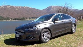 Ford Mondeo 2.0 TDCI Powershift Titanium - Prova su Strada -