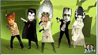 Happy Halloween - JibJab Monster Mash