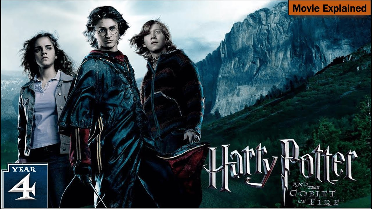 Download Harry Potter and Goblet of Fire   Full Movie   Explained in Hindi