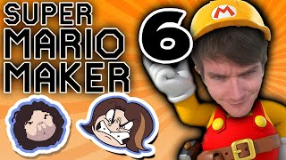 Super Mario Maker: The Fast and the Curious - PART 6 - Game Grumps