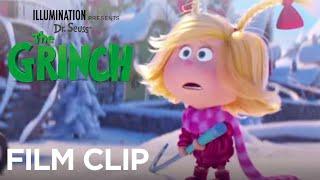 The Grinch   Cindy Lou Crashes    Film Clip   Now on 4K, Blu-ray, DVD & Digital