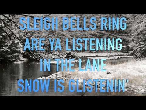 Blanca - Winter Wonderland (Lyrics)
