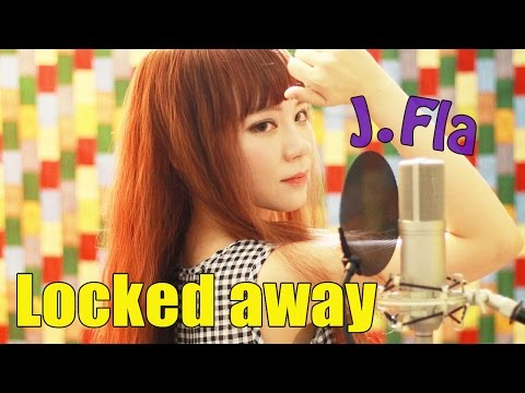 R.City - Locked Away ft. Adam Levine ( cover by J.Fla )