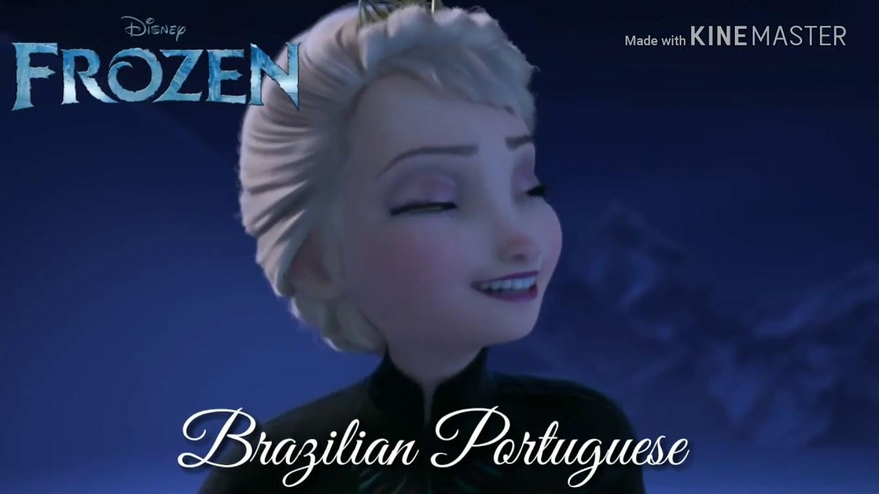 """Frozen """"Let it go"""" Top 14 Versions (Reversed)"""