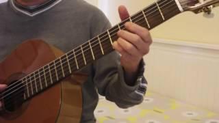 """Hướng Dẫn Guitar Solo Nhạc Phẩm  """"BẰNG LĂNG TÍM"""""""