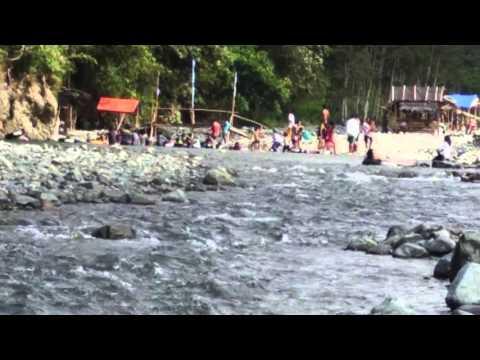 River Tubing at Diteki River