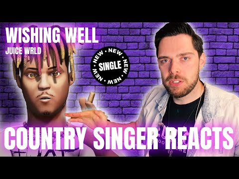 Country Singer Reacts To Juice WRLD Wishing Well