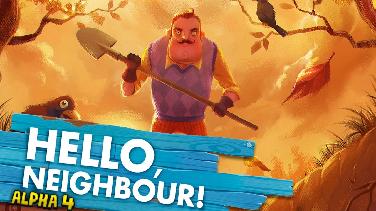 descargar hello neighbor alpha 4 para pc gratis mega
