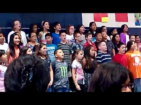 Saguaro elementary school musical 4th & 5th grades