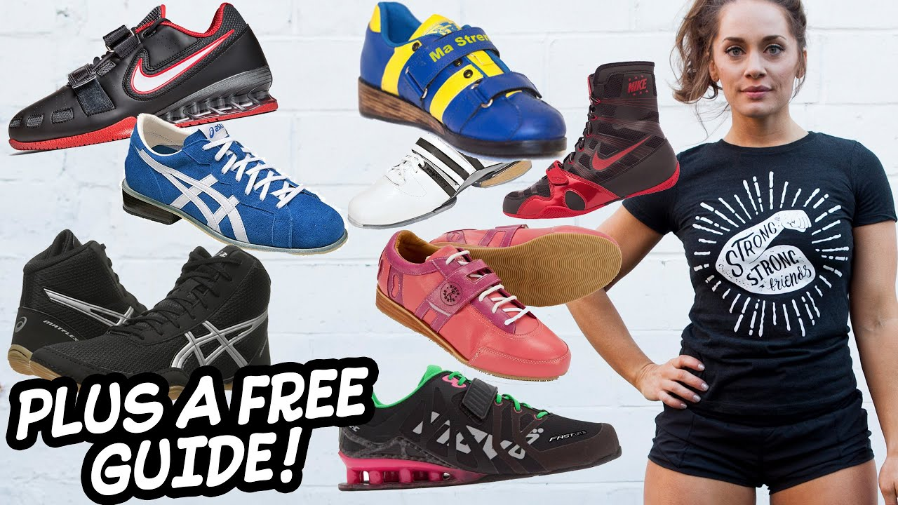 5 Best Weightlifting Shoes For Women | Ladies Reviews [July