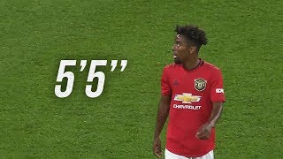 Think Angel Gomes Is Too SMALL For United Then Watch This Video