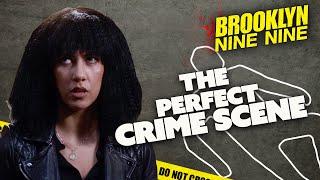 The Perfect CRIME SCENE | Brooklyn Nine-Nine | Comedy Bites