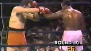 Larry Holmes vs Tex Cobb - 3/4
