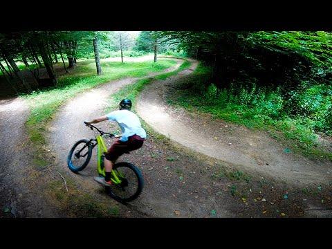 Hidden Mountain Biking Gem Of Banner Elk Roots Rocks Loam Galore Lee S Mcrae College Youtube