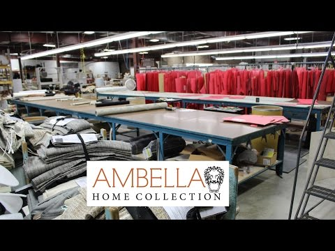 How Ambella Home Upholstery Created Furniture Jobs in Archdale, NC